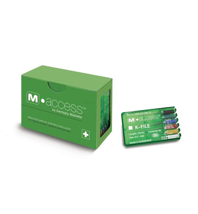 فایل دستی دنتسپلای  M-Access K File